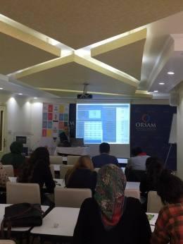 ORSAM&Yıldırım Beyazıt Üniversitesi Orta Doğu Seminerleri 29-30 Nisan 2016