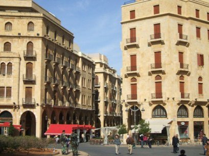 Nejmeh Square-Beirut (2010)