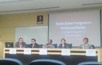 "Yasin Atlıoğlu: ""The Societal Roots of Identity-Based Conflict in Syria"", Middle Eastern Congress on Politics and Society, 9-11 October 2012, Sakarya University"