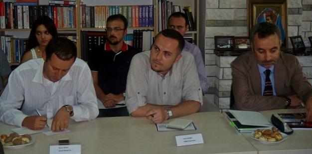 Suriye Toplantısı (21. YY. TÜRKİYE ENSTİTÜSÜ-ANKARA-2013)