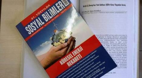 IŞİD'e Karşı Topyekûn Savaş (21. Yüzyıl Sosyal Bilimler Dergisi)