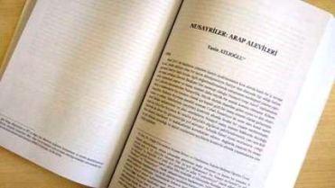 Nusayrîler: Arap Alevîleri (Uluslararası Politikada Suriye kitabının içinde-2016)