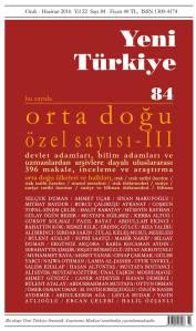 Yeni Türkiye- Orta Doğu Özel Sayısı-III